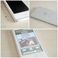 DEVIA protector de la película anti-huella digital fijó con paño de microfibra para el iPod nano 7