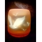 Electronic Flameless LED Candle Light (Random Color)