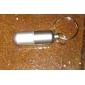 Mini Aluminum Alloy Waterproof/Sealed/Emergency Information Bottle(Random Color)