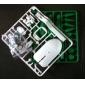 Gadget Solar Powered Plastica Verde Maschio / Da ragazza
