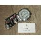 vestito vigilanza degli uomini weide® dell'orologio display analogico-digitale resistente dual fusi orari acqua