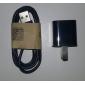 AC Power Adapter oplader en USB-oplaadkabel voor Samsung Galaxy Tab P1000