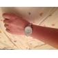 Women's Watch Casual Big Minimalism Dial Alloy Bracelet