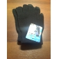 Solid Color Woolen Touch Gloves For iPhone