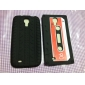 Compact Cassette Design Soft Case for Samsung Galaxy S4 I9500 (Assorted Colors)