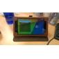 Motif élégant étui en cuir PU de litchi avec Multi clip pour le nouveau Google Nexus 7 (2ème génération)