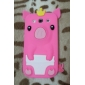 Etui en Silicone Style Cochon pour Samsung Galaxy S3 i9100 - Couleurs Assorties