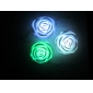 charmante rose en forme de 7 couleurs changeantes veilleuse led