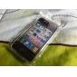 Beskyttende krystall case for iPhone 4