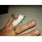 장난용 못밖힌 손가락