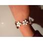 Montre Bracelet Style Fleurs (Autres Coloris Disponibles)