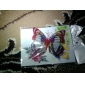 Papillon Phosporescent - Styles Assortis