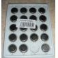 Baterias de Lítio de Alta Capacidade CR2032 (20 Unid.)