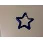 Star-Shaped Aluminum Carabiner (Random Color)