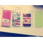 Solid Color Soft Case for Sony Xperia J ST26i (Assorted Colors)