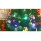 9.5M 20-LED Snowball Shaped Colorful Light String Fairy Lamp for Christmas (220V)