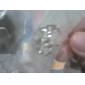 Four Leaf Clover chanceux d'oreilles en argent