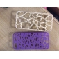 Unique Mesh Protective Case for iPhone 5/5S (Assorted Colors)