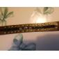 Wooden Bead Leather Bracelet