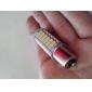 1156 5W 102x3528 SMD White Light LED Bulb for Car Tail/Turn Signal Lamp (12V, 2-Pack)