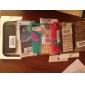 Ímã Bolso Estilo PU capa de couro protetora com slot para cartão de iPhone 5 (cores sortidas)