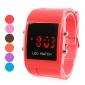 Men's Plastic Digital LED Wrist Watch (Assorted Colors)