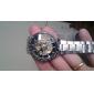 Automatisk Armbandsur i Svart och Guld