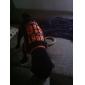 caza chaleco estilo perro para perros (negro, xs-l)