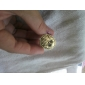 z&x® circular anillo de búho restaurar hiperbólica