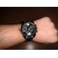 мужские часы военные двойные часовые пояса
