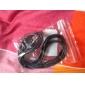 Kabel 3.5mm audio jack męski-męski (1.2m)