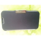 Black PU Leather Protective Case for Samsung Galaxy S3 I9300