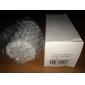 E27 15W 86x5050SMD 1200-1300LM 6000-6500K Natural White Light LED Corn Bulb (110/220V)