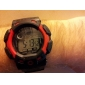 Children's Digital Multi-Functional Rubber Band Sporty Wrist Watch (Assorted Colors)