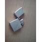metallisk olie lettere med filtret hvid farve design