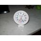 Thermomètre Hygromètre Mural d'Intérieur et d'Extérieur (CEG8112)