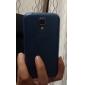 transparante ultradunne zachte hoes voor de Samsung Galaxy i9500 s4 (diverse kleuren)