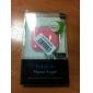 Eksternt Batteri med holder til iPhone og iPod (2000mAh, blandede farver)