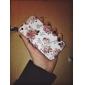 prachtige design bloempatroon opluchting harde hoesje voor iPhone 5/5s