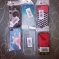 """""""I Love You"""" Pattern Hard Case for iPhone 4/4S (2 PCS)"""