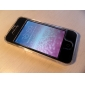 Transparent Front and Back Polycarbonate Case for iPhone 4 / 4S