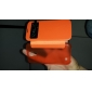 Mitte Transparent Back S-View Filp Cover Case for Samsung S4 I9500