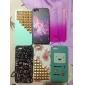E=mc² Pattern Aluminum Hard Case for iPhone 5/5S