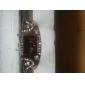 Mulheres Relógio de Moda Quartz Lega Banda Brilhante / Bracelete Bronze marca-