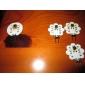 Capsule alogene 12 SMD 5630 G4 3 W 270 LM 3000K K Bianco caldo DC 12 V