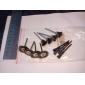 12 Pieces Set Wire Brushes for Rotary Tools