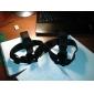 Rassodante confortevoli Telecamere Filetto per GoPro Outdoor Telecamere Sport (Nero)