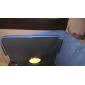 360 Grad drehbaren PU Fall mit Ständer für Samsung Galaxy Hinweis 10,1 N8000