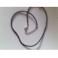 Weave Alloy Necklace(Assorted Color)