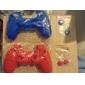 Силиконовый чехол Protector и 2 Стик захваты для контроллеров PS4